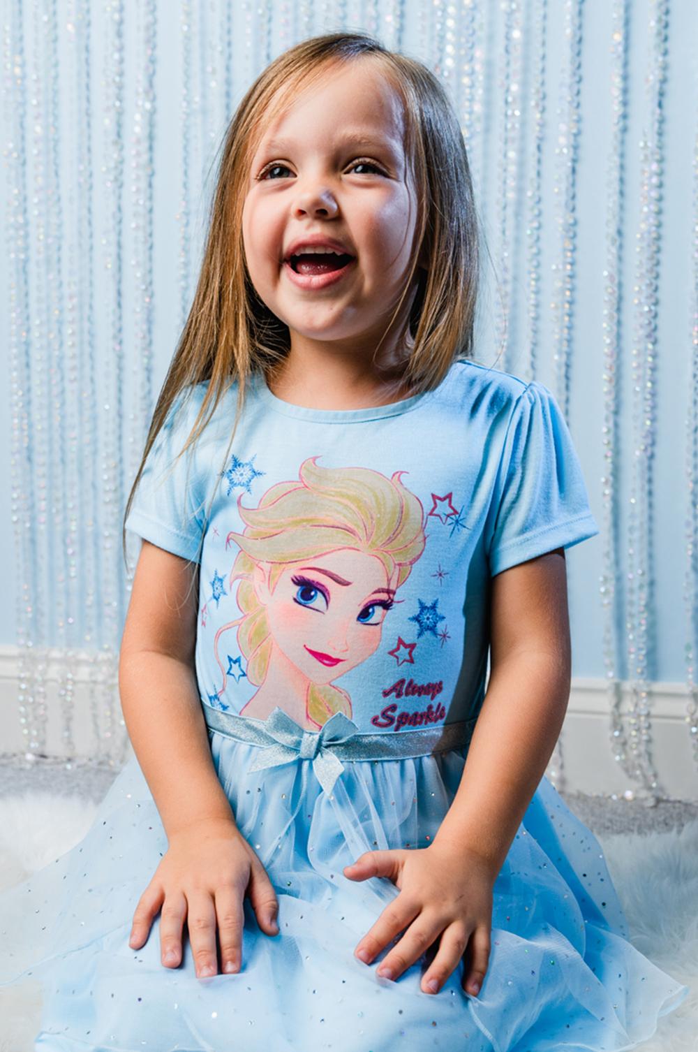"""""""Frozen"""" Nachtwäsche für Kinder"""